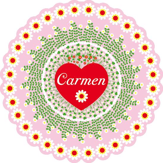 rosace-Carmen